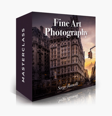 Boost Your Photography with Fine Art Masterclass by Serge Ramelli